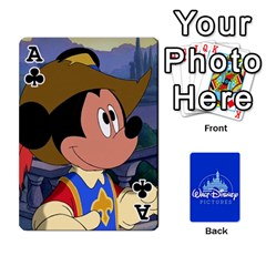Ace Cartes Disney Classique By Panicalltime Front - ClubA