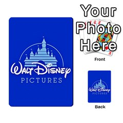 Cartes Disney Classique By Panicalltime Back