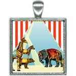 Big Top memories Square Necklace