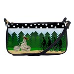 A Merry Chase Shoulder Clutch Bag