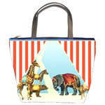 Big Top Memories Bucket Bag