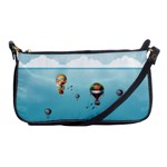 Lighter Than Air Shoulder Clutch Bag