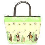 Garden Party Bucket Bag