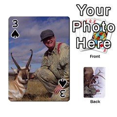 Trophy Cards By Darin Kerr   Playing Cards 54 Designs   Cq1z94nxdlj4   Www Artscow Com Front - Spade3