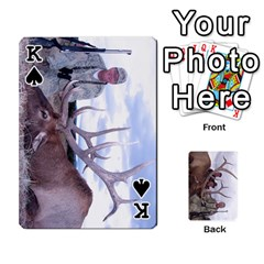 King Trophy Cards By Darin Kerr   Playing Cards 54 Designs   Cq1z94nxdlj4   Www Artscow Com Front - SpadeK