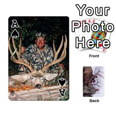 Ace Trophy Cards By Darin Kerr   Playing Cards 54 Designs   Cq1z94nxdlj4   Www Artscow Com Front - SpadeA