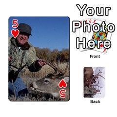 Trophy Cards By Darin Kerr   Playing Cards 54 Designs   Cq1z94nxdlj4   Www Artscow Com Front - Heart5