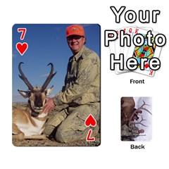 Trophy Cards By Darin Kerr   Playing Cards 54 Designs   Cq1z94nxdlj4   Www Artscow Com Front - Heart7