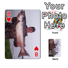 Trophy Cards By Darin Kerr   Playing Cards 54 Designs   Cq1z94nxdlj4   Www Artscow Com Front - Heart8