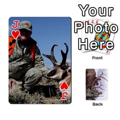 Jack Trophy Cards By Darin Kerr   Playing Cards 54 Designs   Cq1z94nxdlj4   Www Artscow Com Front - HeartJ