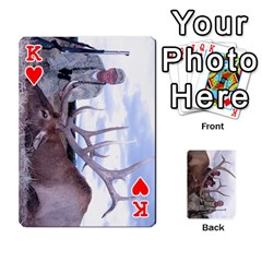 King Trophy Cards By Darin Kerr   Playing Cards 54 Designs   Cq1z94nxdlj4   Www Artscow Com Front - HeartK