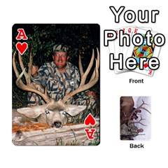 Ace Trophy Cards By Darin Kerr   Playing Cards 54 Designs   Cq1z94nxdlj4   Www Artscow Com Front - HeartA