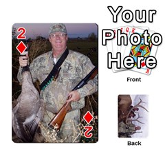 Trophy Cards By Darin Kerr   Playing Cards 54 Designs   Cq1z94nxdlj4   Www Artscow Com Front - Diamond2