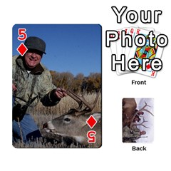 Trophy Cards By Darin Kerr   Playing Cards 54 Designs   Cq1z94nxdlj4   Www Artscow Com Front - Diamond5
