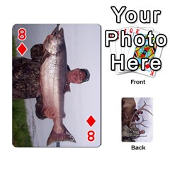 Trophy Cards By Darin Kerr   Playing Cards 54 Designs   Cq1z94nxdlj4   Www Artscow Com Front - Diamond8