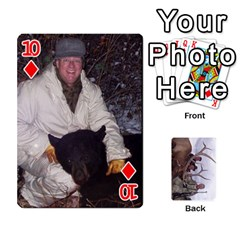 Trophy Cards By Darin Kerr   Playing Cards 54 Designs   Cq1z94nxdlj4   Www Artscow Com Front - Diamond10