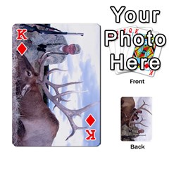 King Trophy Cards By Darin Kerr   Playing Cards 54 Designs   Cq1z94nxdlj4   Www Artscow Com Front - DiamondK