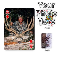 Ace Trophy Cards By Darin Kerr   Playing Cards 54 Designs   Cq1z94nxdlj4   Www Artscow Com Front - DiamondA