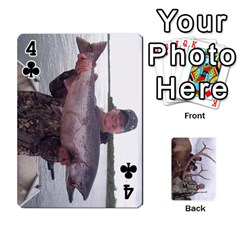 Trophy Cards By Darin Kerr   Playing Cards 54 Designs   Cq1z94nxdlj4   Www Artscow Com Front - Club4