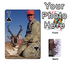 Trophy Cards By Darin Kerr   Playing Cards 54 Designs   Cq1z94nxdlj4   Www Artscow Com Front - Club7