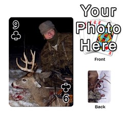 Trophy Cards By Darin Kerr   Playing Cards 54 Designs   Cq1z94nxdlj4   Www Artscow Com Front - Club9
