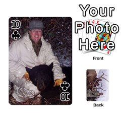 Trophy Cards By Darin Kerr   Playing Cards 54 Designs   Cq1z94nxdlj4   Www Artscow Com Front - Club10