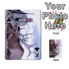 King Trophy Cards By Darin Kerr   Playing Cards 54 Designs   Cq1z94nxdlj4   Www Artscow Com Front - ClubK