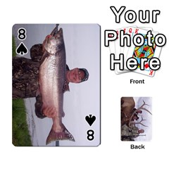 Trophy Cards By Darin Kerr   Playing Cards 54 Designs   Cq1z94nxdlj4   Www Artscow Com Front - Spade8