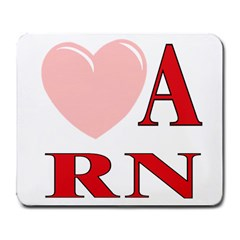 Love An RN Large Mousepad by youprintonline