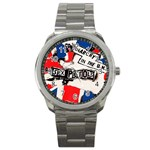 anarchy-in-the-uk Sport Metal Watch