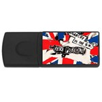 anarchy-in-the-uk USB Flash Drive Rectangular (4 GB)
