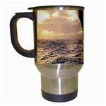bottle nose Travel Mug (White)