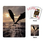 bottle nose Playing Cards Single Design