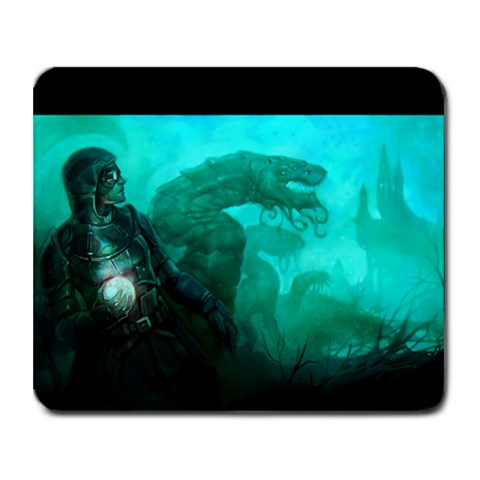 Game Reserve 9.25 x7.75  Mousepad - 1