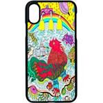 Supersonic Key West Gypsy Blast iPhone XS Seamless Case (Black)