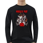 Mikell s Plot  test Long Sleeve Dark T-Shirt