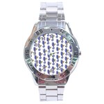 Seahorses Jewelry Stainless Steel Analogue Watch