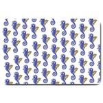 Seahorses Housewares Large Doormat