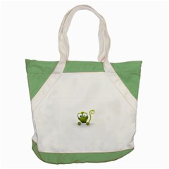 Chameleon Accent Tote Bag by penyuganu