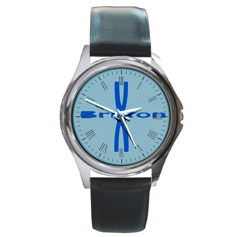 By Lamont e Johnson   Round Metal Watch   Ejraqgpnqjo4   Www Artscow Com Front