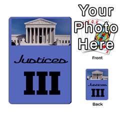 Supreme Justice Back 53
