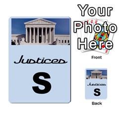 Supreme Justice Back 11