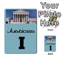 Supreme Justice Back 17