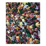Scattered Leaves Shower Curtain 60  x 72  (Medium)
