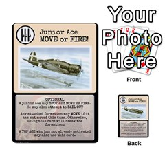 Bth2 Cards 2/5 By Rippergull   Multi Purpose Cards (rectangle)   09wf3tlao3o0   Www Artscow Com Front 54