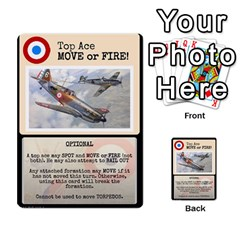 Bth2 Cards 2/5 By Rippergull   Multi Purpose Cards (rectangle)   09wf3tlao3o0   Www Artscow Com Front 11