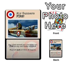 Bth2 Cards 2/5 By Rippergull   Multi Purpose Cards (rectangle)   09wf3tlao3o0   Www Artscow Com Front 19