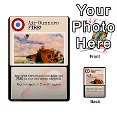 Bth2 Cards 2/5 By Rippergull   Multi Purpose Cards (rectangle)   09wf3tlao3o0   Www Artscow Com Front 21