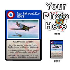 Bth2 Cards 2/5 By Rippergull   Multi Purpose Cards (rectangle)   09wf3tlao3o0   Www Artscow Com Front 23