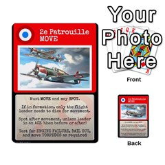 Bth2 Cards 2/5 By Rippergull   Multi Purpose Cards (rectangle)   09wf3tlao3o0   Www Artscow Com Front 25